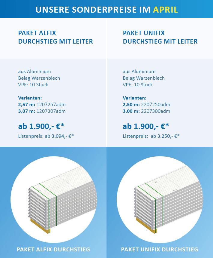 Banner ALFIX-Angebot des Monats